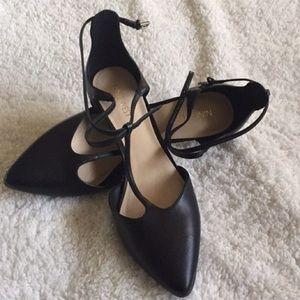 Brand New Nine West Black Heels